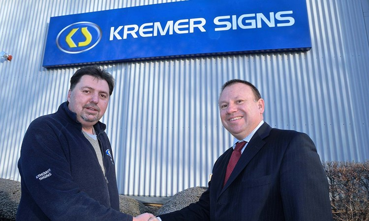 All Signs Point to Success for Kremer