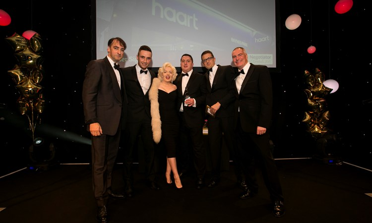 Kremer Signs Become the First Back to Back Winners at The Negotiator Awards