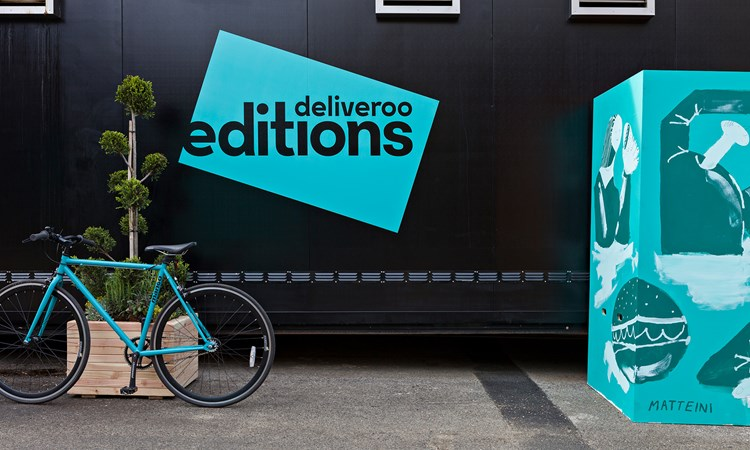 Kremer Signs Awarded Signage Contract For Food Distribution Firm Deliveroo